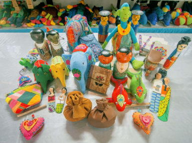 Figurines by Thimble